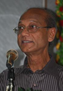 Mr. Nurul Islam Nahid, Minister of Education in Bangladesh